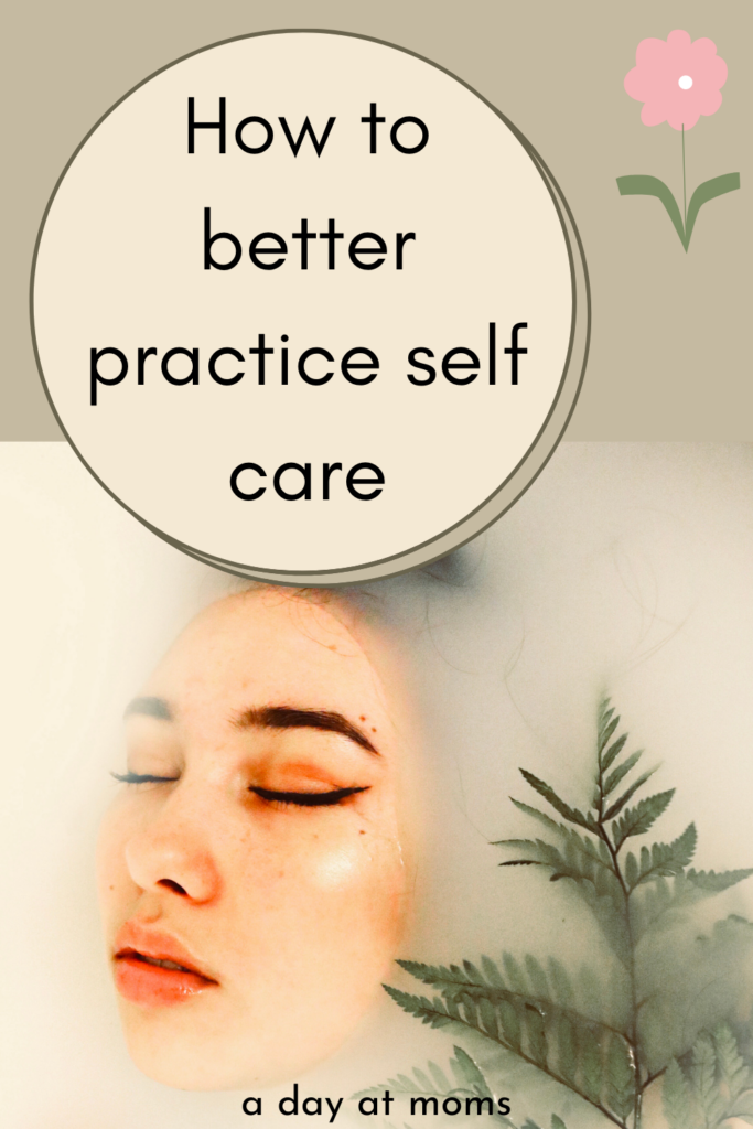 How to better practice self care, when you suck at it. #selfcare #careforyou